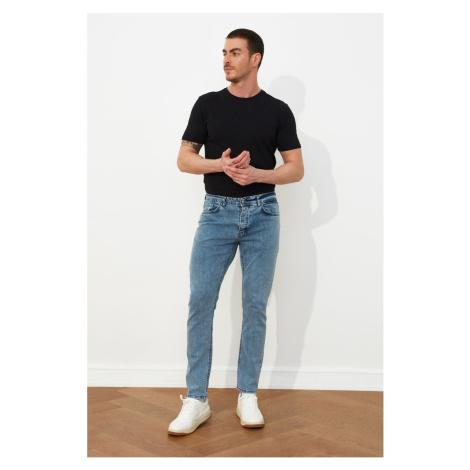 Trendyol Blue Male Skinny Fit Jeans