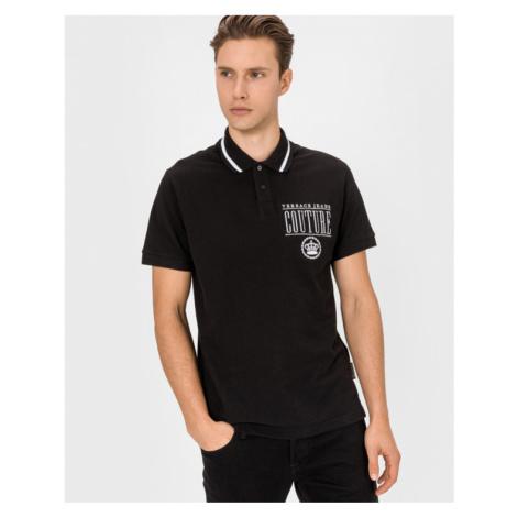 Versace Jeans Couture Polo tričko Čierna