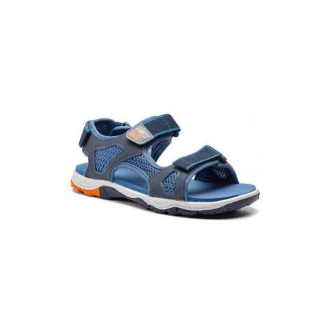 Jack Wolfskin Sandále Puno Beach Sandal B 4030021 D Tmavomodrá