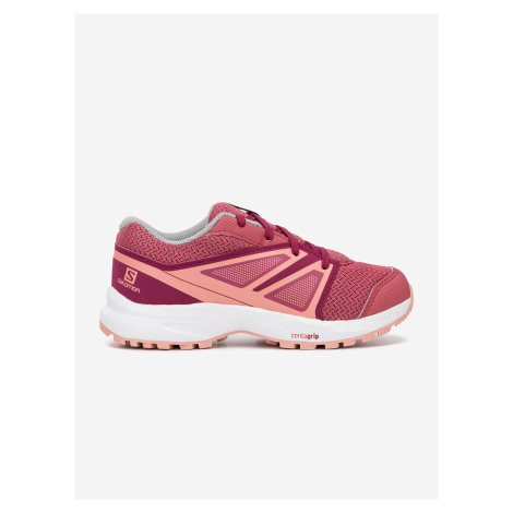 Topánky Salomon Sense J Garnet Ros/Beet Red/Coral Růžová