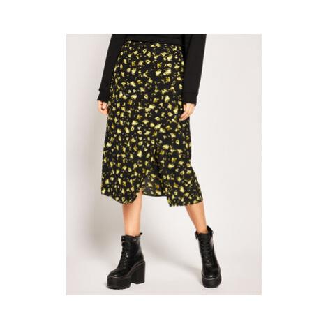 Calvin Klein Jeans Midi sukňa J20J213902 Farebná Regular Fit