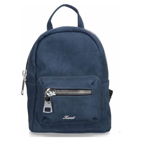 Karen Woman's Backpack 2268-Nela Navy Blue Karen Millen