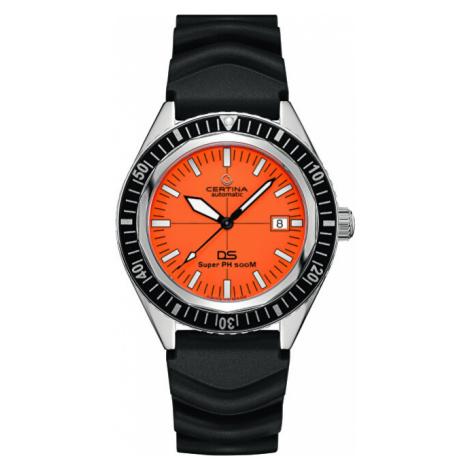 Certina DS PH500M Powermatic Nivachron Diver`s C037.407.17.280.10 VDST Special Edition (+ prodlu