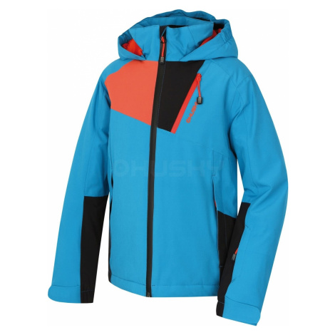 Husky Zawi K modrá, Detská ski bunda