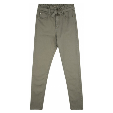 GARCIA Džínsy  zelená Garcia Jeans