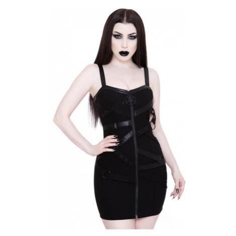 KILLSTAR Bury Me Bondage Dress