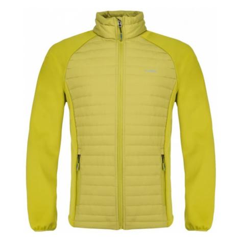 IRED men's sports jacket yellow LOAP
