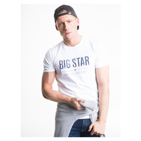 Big Star Man's Shortsleeve T-shirt 150045 -110
