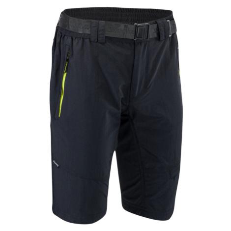 Pánske MTB cyklistické nohavice Silvini Rango MP1616 black-lime