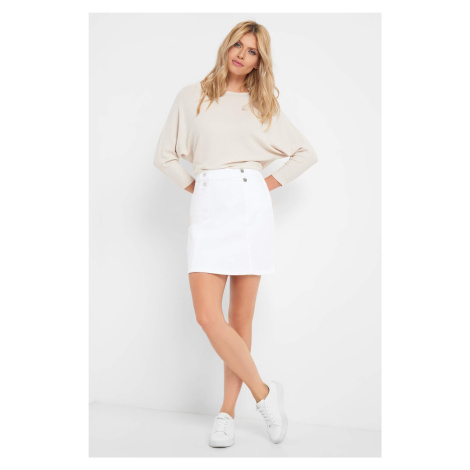 Denimová mini sukňa Orsay