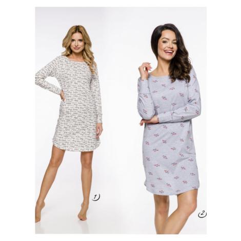 Dlhá dámska nočná košeľa 2114 GALA S-XL 2019/2020 J Taro
