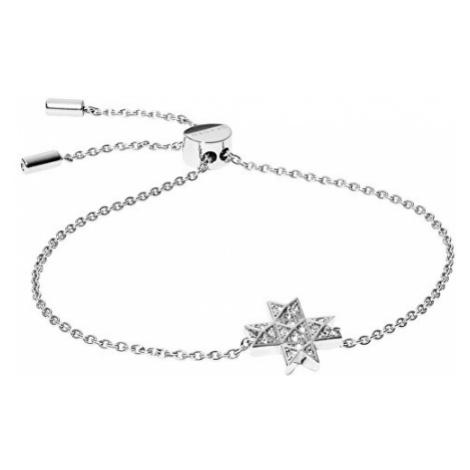 Skagen Oceľový náramok s kryštálmi hviezda SKJ1261040