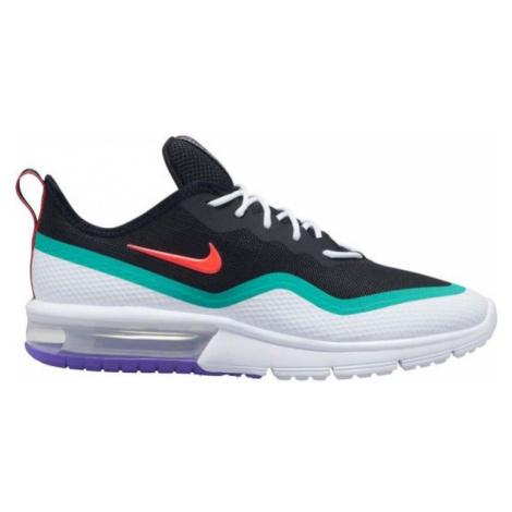 Nike AIR MAX SEQUENT 4.5 biela - Pánska voľnočasová obuv