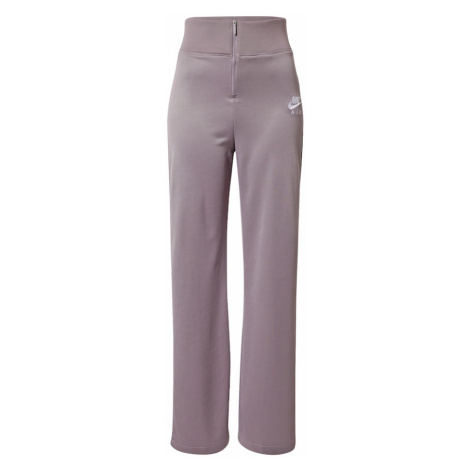 Nike Sportswear Nohavice  biela / orchideová