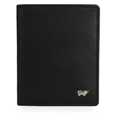 Braun Büffel Kožené púzdro na doklady Golf 2.0 90448-051 - černá