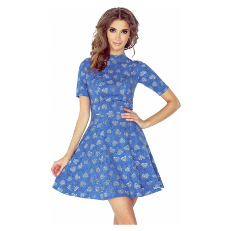 Dámske šaty 011-1 Morimia