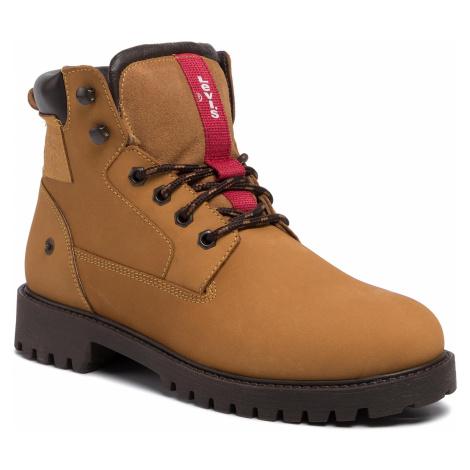 Outdoorová obuv LEVI'S - 228760-703-74 Medium Yellow Levi´s