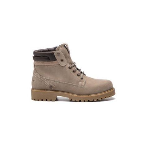 Wrangler Outdoorová obuv Creek WM182000 Hnedá