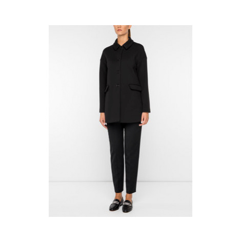 Emporio Armani Prechodný kabát 6G2L63 2N2FZ 0999 Čierna Comfort Fit