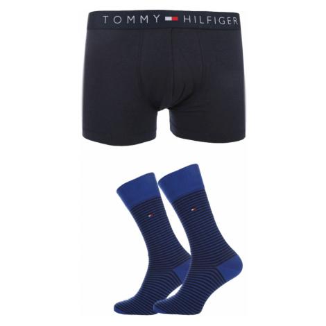 Darčekové balenie pre neho: Tommy Hilfiger boxerky + ponožky