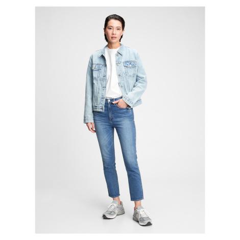 Dámske rovné džínsy GAP