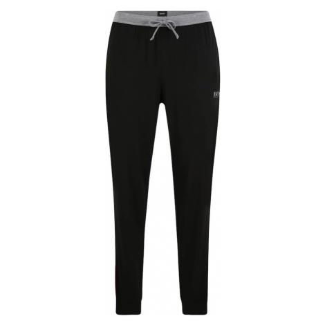 BOSS Pyžamové nohavice  čierna Hugo Boss