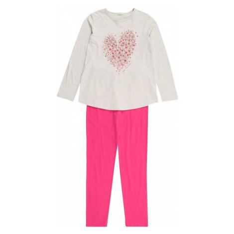 UNITED COLORS OF BENETTON Pyžamo  béžová / ružová / zlatá