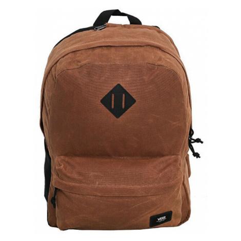 Vans Mn Old Skool II Plus Backpack Argain Oil-One size svetlohnedé VN0A3I6STST-One size