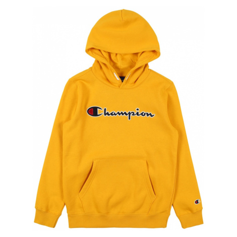 Champion Authentic Athletic Apparel Mikina  karí