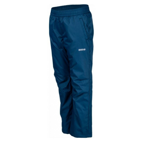 Lewro NASIM modrá - Detské zateplené nohavice