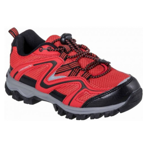 Crossroad DAMKID čierna - Detská treková obuv
