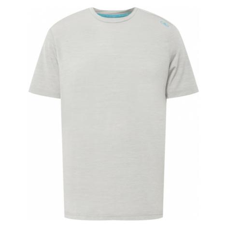 CMP Funkčné tričko  sivá