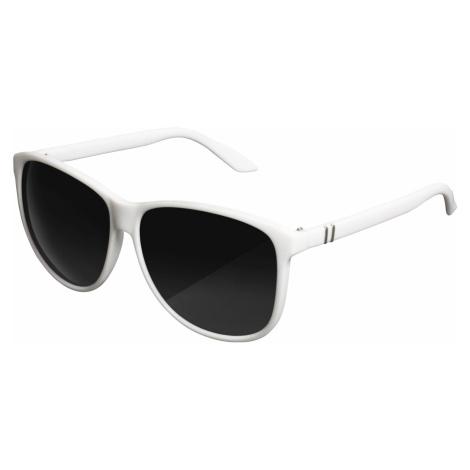 Unisex slnečné okuliare MSTRDS Sunglasses Chirwa white Pohlavie: pánske,dámske