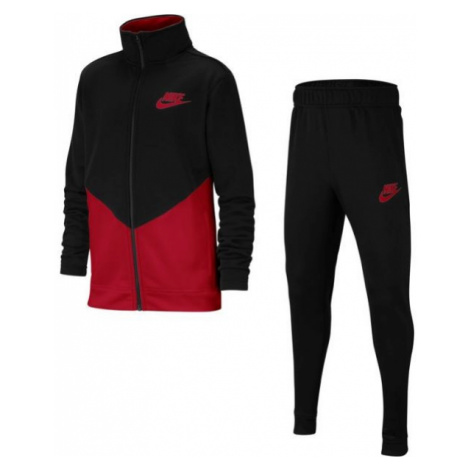 Nike B NSW CORE TRK STE PLY FUTURA červená - Detská športová súprava