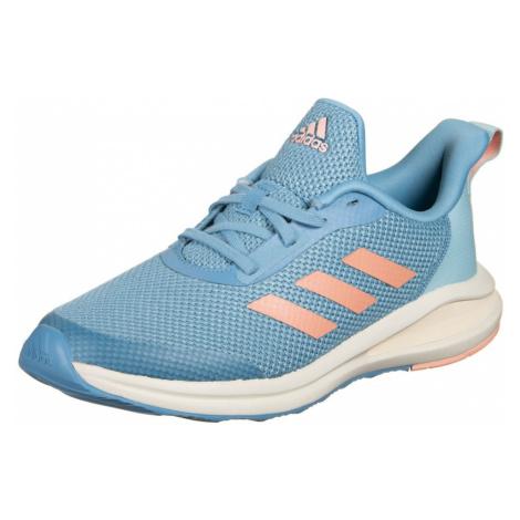 ADIDAS PERFORMANCE Športová obuv 'FortaRun'  biela / koralová / tyrkysová