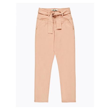 GATE Vrecové džínsy s opaskom