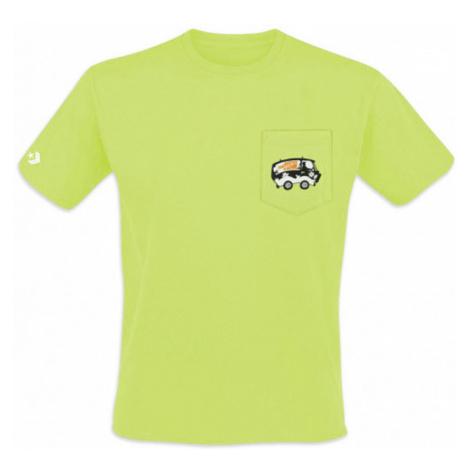 Converse x Scooby-Doo Pocket Tee-XL žlté 10020845-A01-XL
