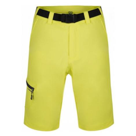 Loap USTAR žltá - Pánske športové kraťasy