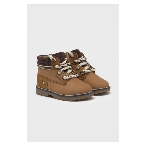 Mayoral - Detské semišové členkové topánky