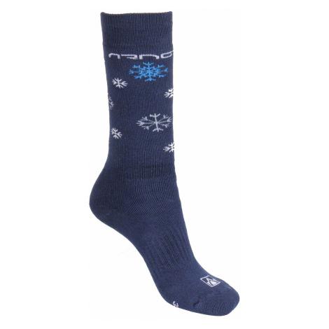 podkolenky baby Ski barva: růžová;velikost (obuv / ponožky): 30-32 Arnox