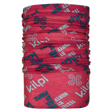 Darlin multifunctional scarf pink - Kilpi UNI
