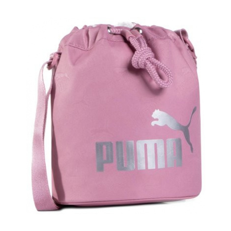 Dámské kabelky Puma Small Bucket Bag 7738802 látkové,koža ekologická