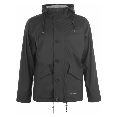 Stutterheim Stenhemra Lightweight Rain Jacket Black