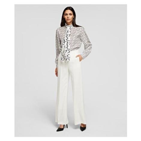 Nohavice Karl Lagerfeld Tailored Pants