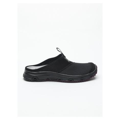 Topánky Salomon Rx Slide 4.0 W Black/Bk/Potent Pur Čierna