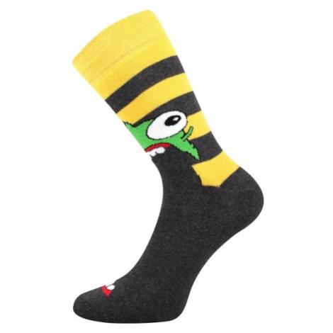 Voxx OBLUDÍK 19 čierna - Detské ponožky