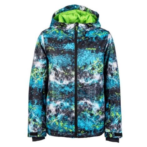 Head PASCAL modrá - Detská zimná bunda