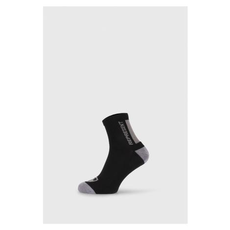Čierne ponožky Represent Simply Logo