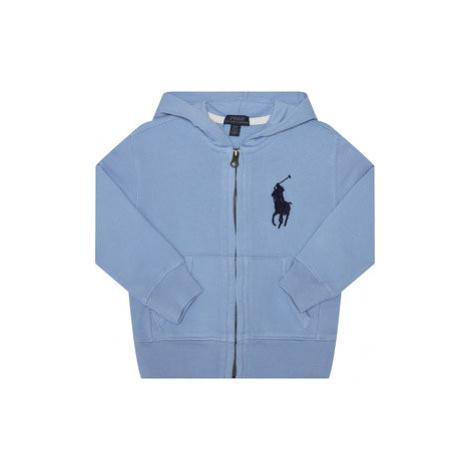 Polo Ralph Lauren Mikina Spring I 322786394 Modrá Regular Fit