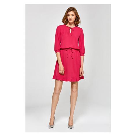 Colett Woman's Dress Cs16 Fuchsia